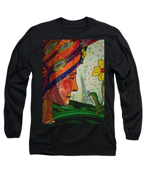 Becoming The Garden - Garden Appreciation Long Sleeve T-Shirt