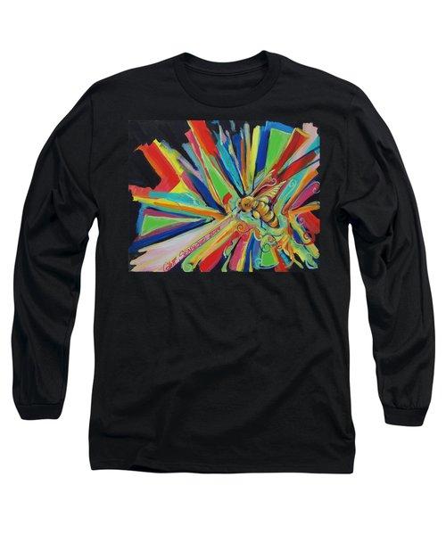 Bee Sting Long Sleeve T-Shirt