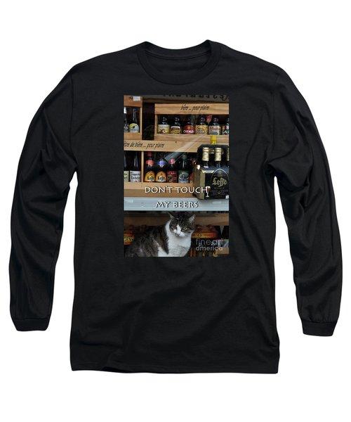 Beers Warden Long Sleeve T-Shirt