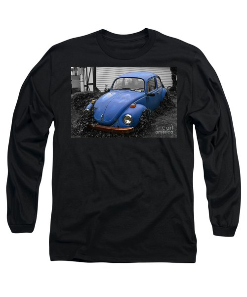 Beetle Garden Long Sleeve T-Shirt