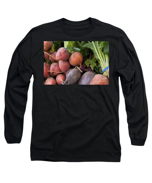 Beets New Jersey Grown Long Sleeve T-Shirt
