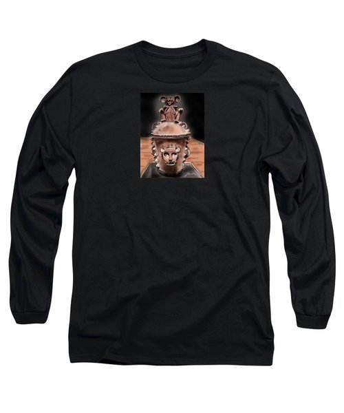 Before Mickey Long Sleeve T-Shirt by Jean Pacheco Ravinski