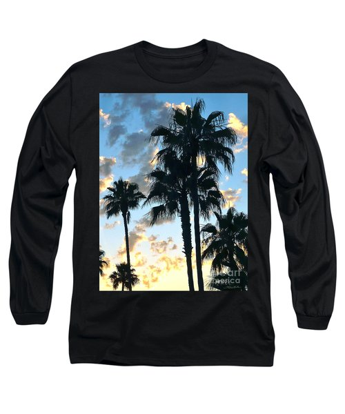Before The Dusk Long Sleeve T-Shirt by Gem S Visionary