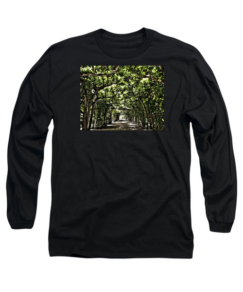 Long Sleeve T-Shirt featuring the photograph Believes ... by Juergen Weiss