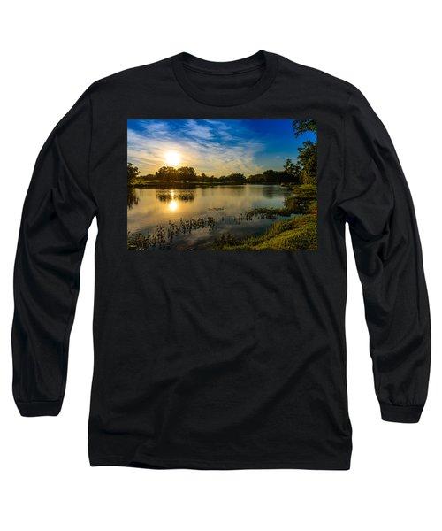 Berry Creek Pond Long Sleeve T-Shirt