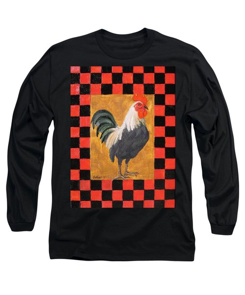Beryl's Rooster Long Sleeve T-Shirt