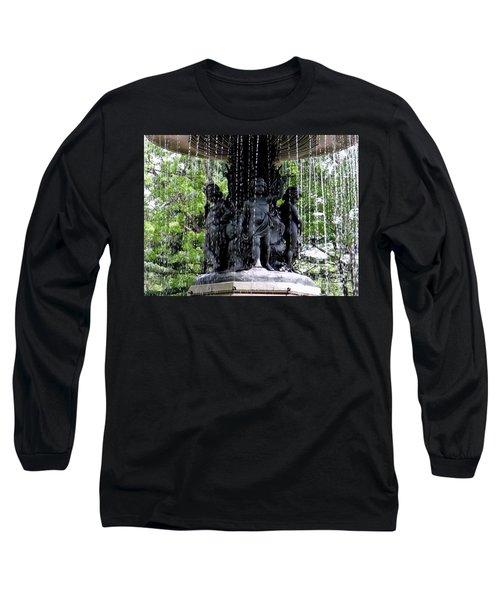 Bethesda Boys Long Sleeve T-Shirt by Ed Weidman