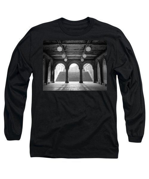 Bethesda Passage Central Park Long Sleeve T-Shirt