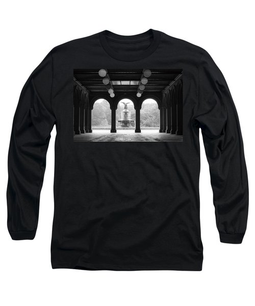 Bethesda Terrace  1990s Long Sleeve T-Shirt