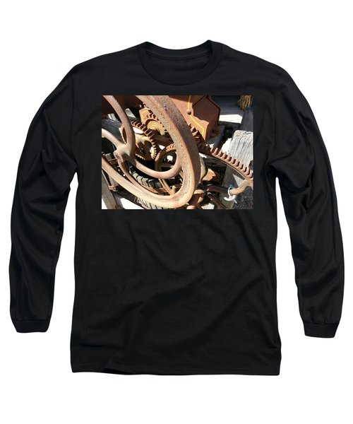 Long Sleeve T-Shirt featuring the photograph Better Days by Caryl J Bohn