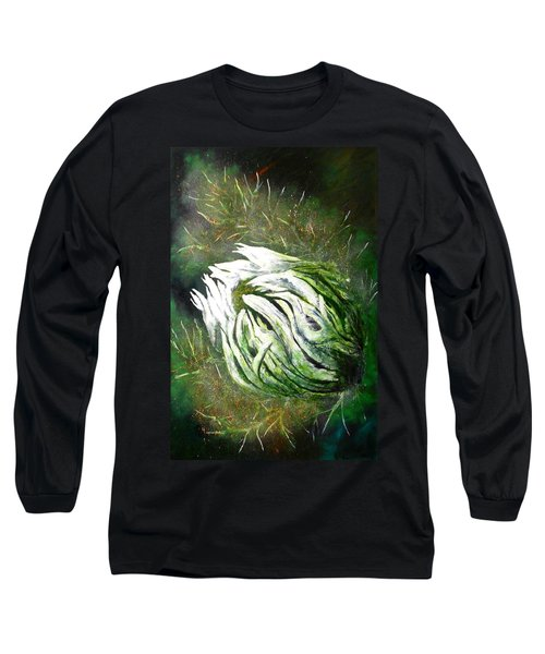 Beware Of The Thorns Long Sleeve T-Shirt by Maris Sherwood