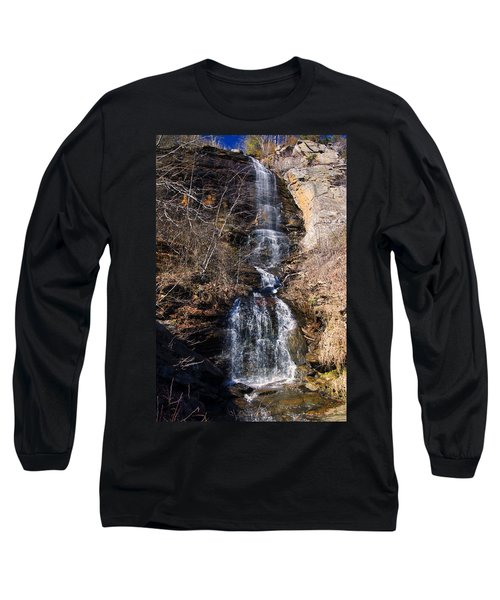 Big Bradley Falls 2 Long Sleeve T-Shirt