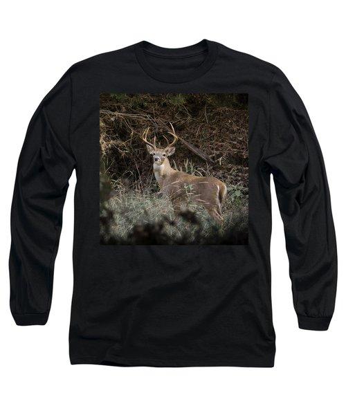 Big Buck Long Sleeve T-Shirt