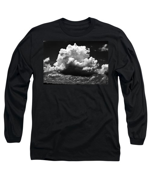 Big Cloud Long Sleeve T-Shirt