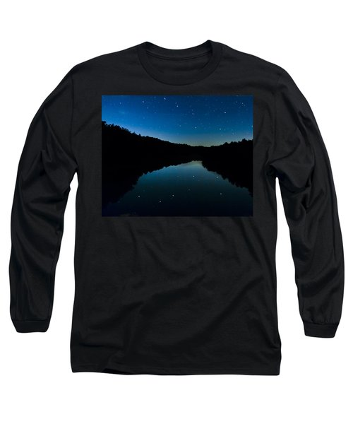 Big Dipper Reflection Long Sleeve T-Shirt