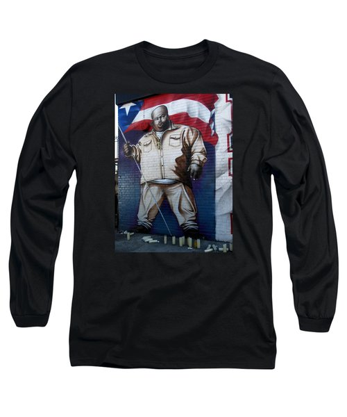 Big Pun Long Sleeve T-Shirt