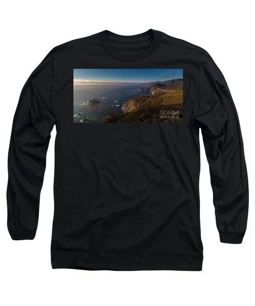 Big Sur Headlands Long Sleeve T-Shirt