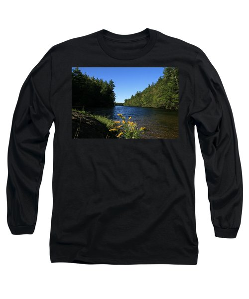 Bigelow Hollow  Long Sleeve T-Shirt by Neal Eslinger
