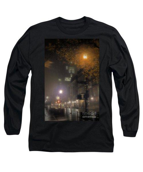 Long Sleeve T-Shirt featuring the photograph Bigga Mist by Robert McCubbin