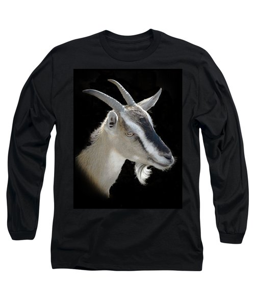 Billy Goat Long Sleeve T-Shirt by Kenneth Cole