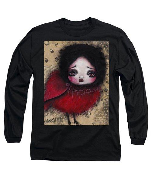 Bird Girl #1 Long Sleeve T-Shirt