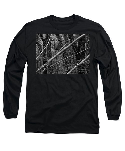 Bird House Long Sleeve T-Shirt