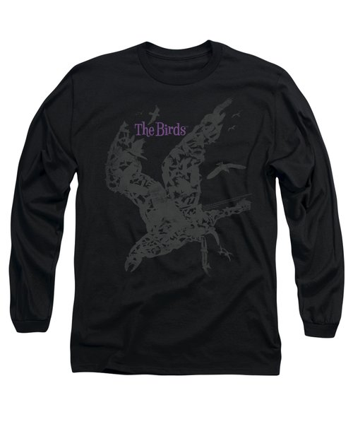Birds - Poster Long Sleeve T-Shirt