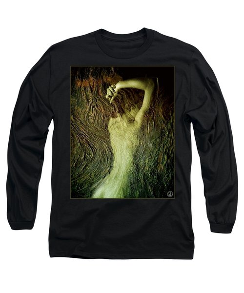 Birth Of A Dryad Long Sleeve T-Shirt
