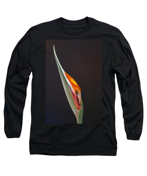 Birth Of Paradise Long Sleeve T-Shirt