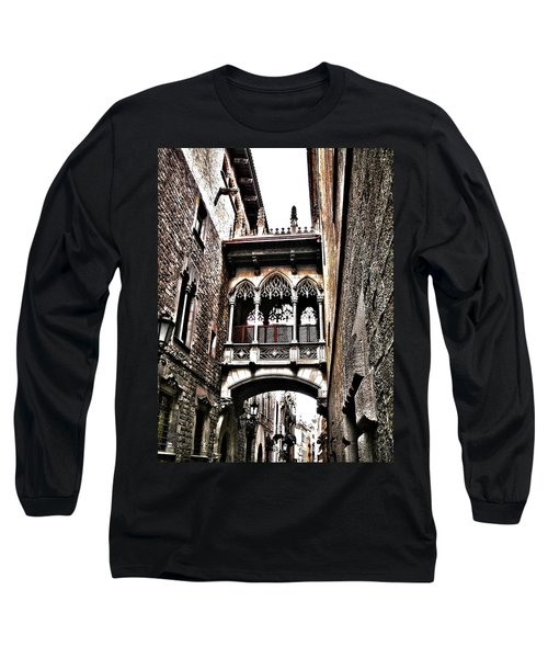 Bishop's Street - Barcelona Long Sleeve T-Shirt