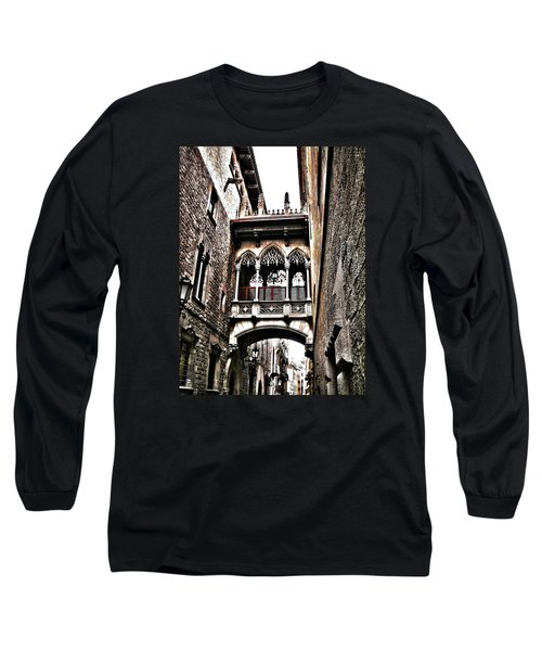 Bishop's Street - Barcelona Long Sleeve T-Shirt