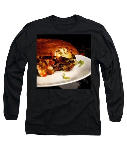 Bite Into Goodness Long Sleeve T-Shirt