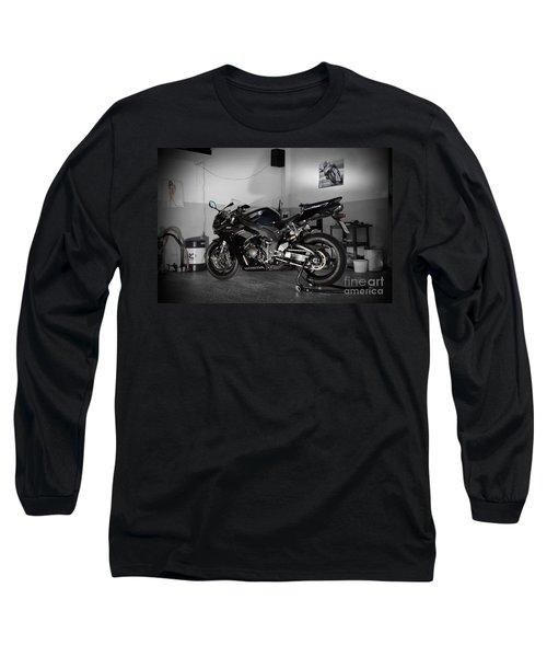 Black 2007 Honda Cbr1000rr Long Sleeve T-Shirt
