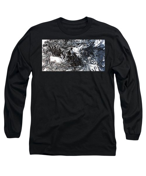 Black And White Series 3 Long Sleeve T-Shirt