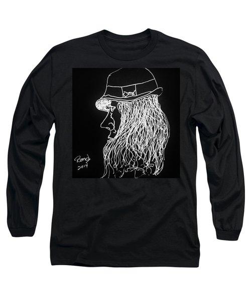 Black Book 06 Long Sleeve T-Shirt
