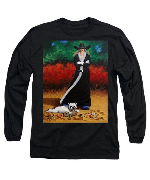 Black Eyed Bully Long Sleeve T-Shirt