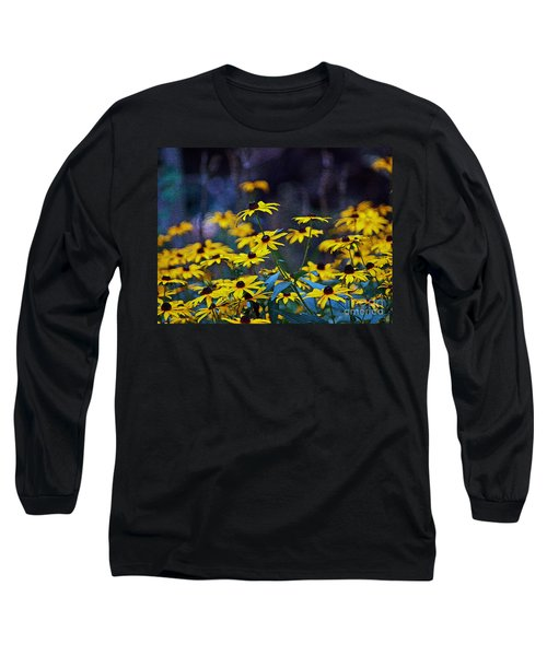 Black-eyed Susans Long Sleeve T-Shirt