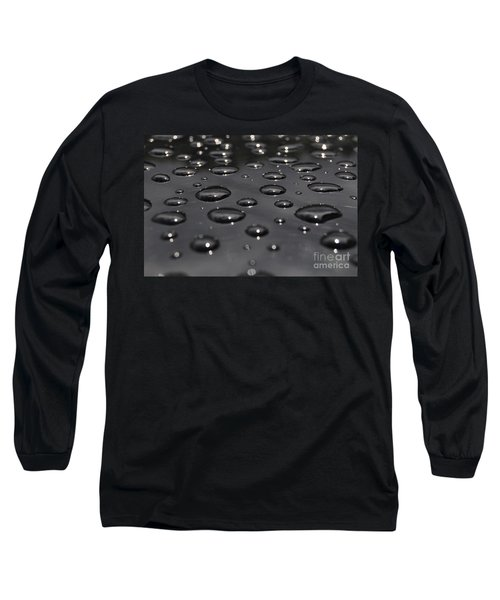 Black Rain Long Sleeve T-Shirt