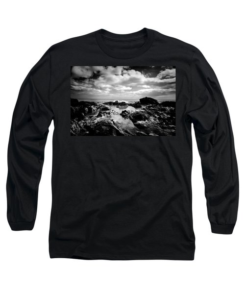 Black Rocks 1 Long Sleeve T-Shirt