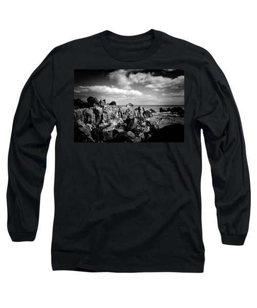 Black Rocks 3 Long Sleeve T-Shirt