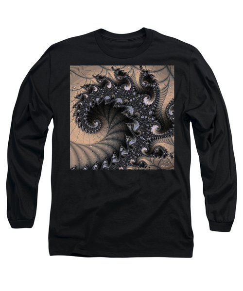 Black Sand Trap Long Sleeve T-Shirt
