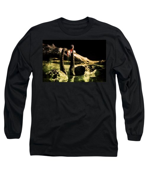 Black Swan Long Sleeve T-Shirt