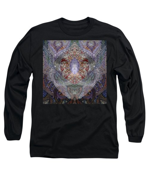Black Venice Long Sleeve T-Shirt