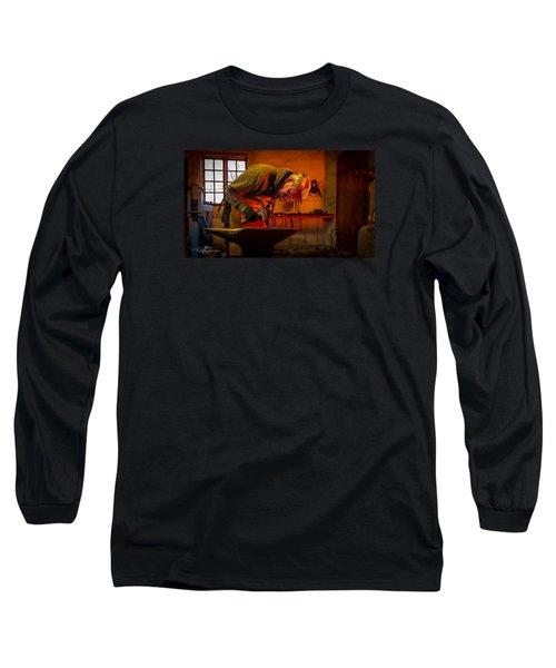 Blacksmith In Torresta Long Sleeve T-Shirt
