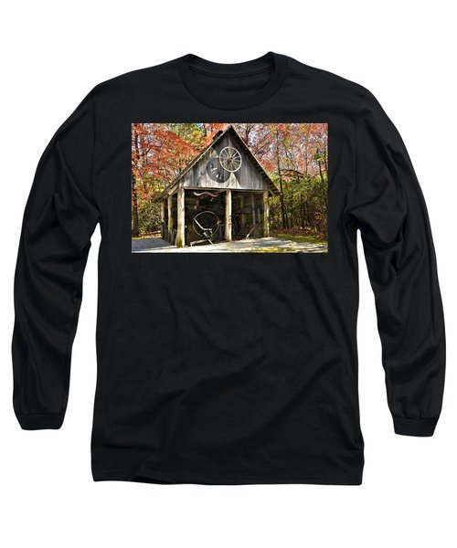 Blacksmith Shop Long Sleeve T-Shirt