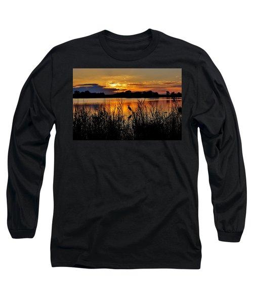 Blackwater Morning Long Sleeve T-Shirt