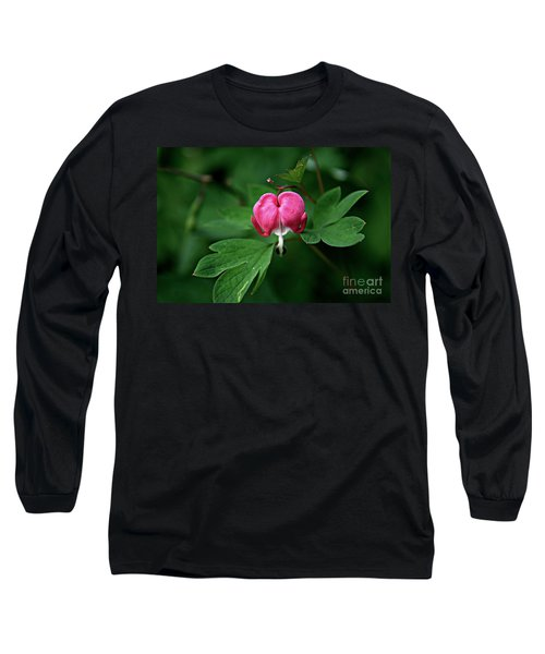 Bleeding Heart Long Sleeve T-Shirt