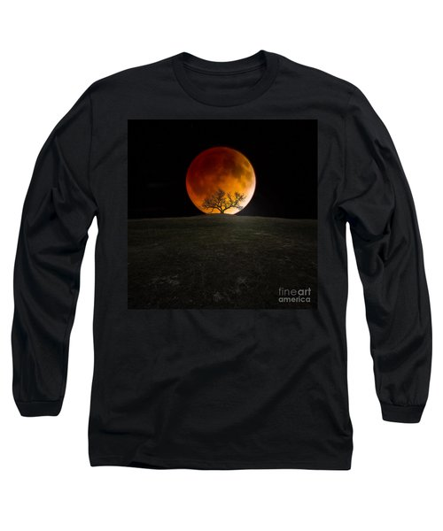 Blood Moon Long Sleeve T-Shirt