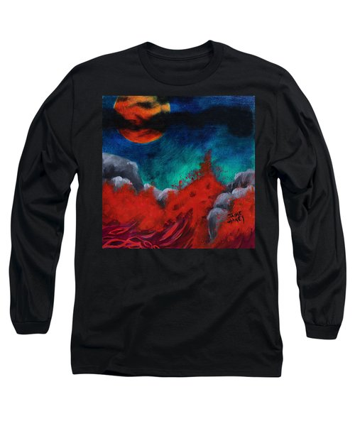 Blood Moon Long Sleeve T-Shirt