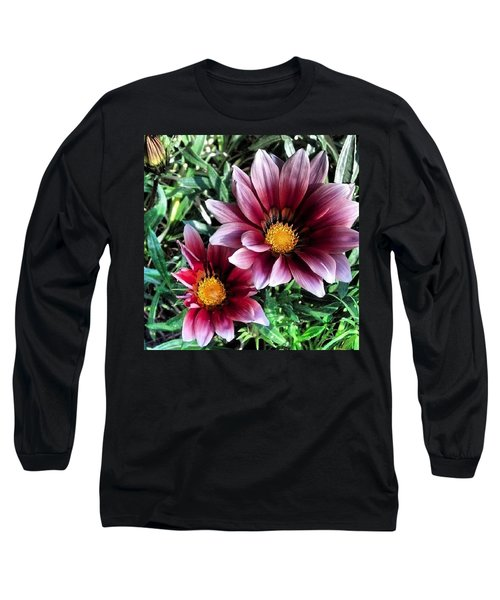 Blooming Again In January .. Long Sleeve T-Shirt